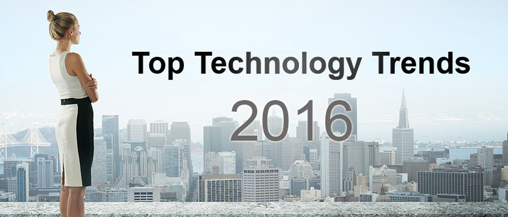 Top Technology Trends for SMBs in 2016
